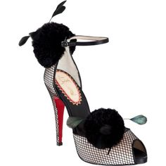 Christian Louboutin Pluminette-- I would rock these like none other. best believe it