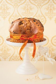 #Panettone, a rich bread similar to fruitcake, comes from #Italy