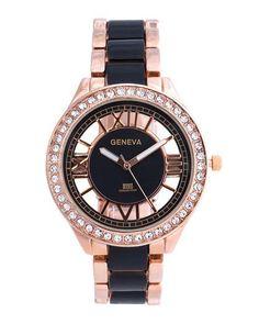 Crystal Clear Watch <3