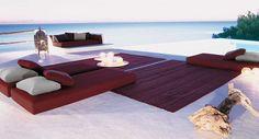Landscape - Floor mattress.