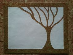 Wall hanging (Tree)