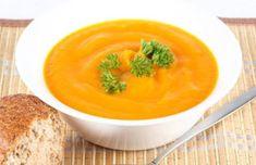 Crema de Zapallo Camote: Una receta fácil y nutritiva | Cocina
