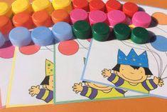 Annelies' blog, kleuterjuf!: Verjaardagskoffer en verjaardag vieren in de klas.