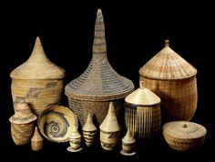 rwanda basketry