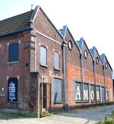 Het Deprez Gebouw (Stoomketelfabriek) Lange Nieuwstraat 172-174