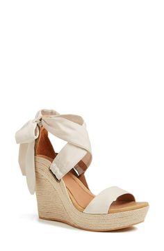 UGG® Australia 'Jules' Platform Wedge Sandal (Women) | Nordstrom