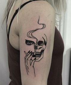 Daring Tattoo Designs for Women