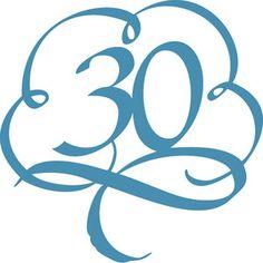 Silhouette Design Store: 30 - flourished logo