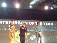 Sportsperson of the Year: P V Sindhu P V Sindhu, Olympic Champion, Semi Final, World Championship, Victorious, Olympics, Watch, News, Videos
