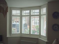 4 Great Clever Hacks: Small Living Room Remodel Half Walls living room remodel before and after fixer upper.Livingroom Remodel Fixer Upper livingroom remodel tips.Living Room Remodel On A Budget Layout. - October 05 2019 at Wooden Window Shutters, Indoor Shutters, Interior Window Shutters, Interior Windows, Shutters For Bay Windows, Interior Paint, Bay Window Shutters, Interior Design, Cedar Shutters