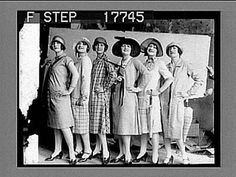 Straight Lines and Shorter Skirts for Summer Wear. Photonegative, 1926
