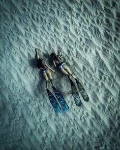 Diver girls.  ⚓ByDiver969⚓
