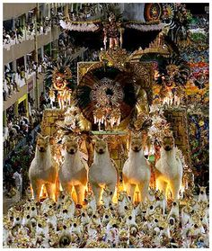 Attend Mardi Grais in New Orleans first then go to the mother of all parties, Carnaval in Brazil