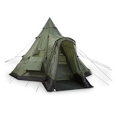 RV And Camping. Great Ideas To Think About Before Your Camping Trip. For many, camping provides a relaxing way to reconnect with the natural world. If camping is something that you want to do, then you need to have some idea Teepee Tent Camping, Cabin Tent, Camping Glamping, Camping And Hiking, Camping Survival, Family Camping, Camping Hacks, Camping Gear, Outdoor Camping