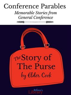 """""""How do women and priesthood holders work together to build the kingdom of God?"""" June's Come Follow Me Youth Sunday School, here is a video clip of Elder Cook's talk """"LDS Women Are Incredible,"""" story of the purse. Includes lesson activity suggestion."""