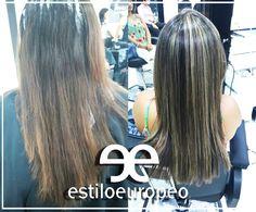 ¡Con iluminaciones le dará un look más versatil a tu cabello! Visítanos calle 10 # 58-07 B/Santa Anita PBX 3104444 ¡Dale a tu #Lunes un toque de nuestro Estilo Europeo!