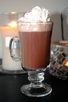 Fashion meets Food: Homemade Instant Hot Chocolate
