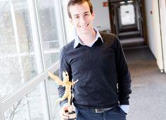 """Prix """"génies de la création numérique"""" de l'événement Digital GENIE Awards  pour Alexandre Gauthier-Foichat - Inria"""