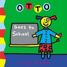 Saturday, January 10, 2015. After a breakfast of juice, cereal, and a banana split, Otto goes to school for the first time, where he makes new friends and learns how to wag his tail without knocking things over.