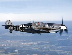 Messerschmitt Bf-109G-6 - D-FMBB