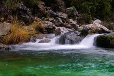 Sierra de Cazorla. Río Borosa