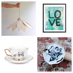 Gift guide: the best Instagram finds of Olivia's Fab Four Gift Guide, Tea Cups, Good Things, Interiors, My Favorite Things, My Love, Tableware, Gifts, Instagram