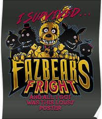 fnaf springtrap posters - Google Search