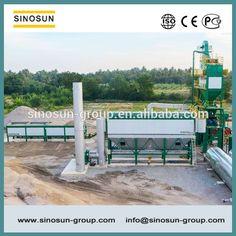 SAP series bitumen plant,40TPH to 320TPH bitumen mixing plant
