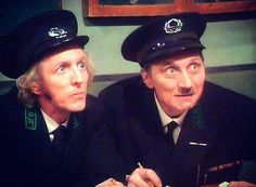 Bob Grant and Stephen Lewis