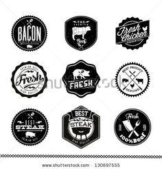 Menu Design, Logo Design, Graphic Design, Grill Logo, Bbq Grill, Menu Signage, Craft Burger, Meat Restaurant, Root Beer