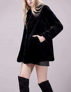 Fall Fur Imágenes Y De Jackets Mejores Winter Abrigo 50 Faux Pelo nXSxq4g6SP