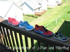Nike for the whole family