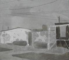 "Nebojsa Despotovic - ""Headquarters"", 2009, oil on canvas"