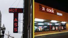 Funny Broken Neon Sign Fails ever seen #funny #broken #neon #sign #fails #funnyfails #funnysign #funnyneonsign