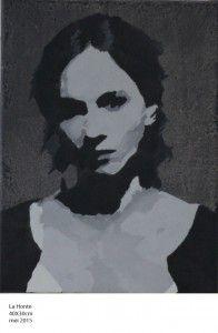 schilderij van een complexe emotie