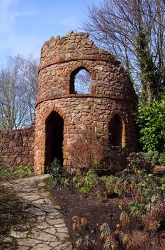 another garden folly