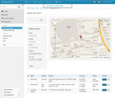 control panel, dashboard, design, inspirationc, reative, UI