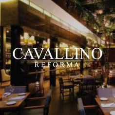 Restaurante Cavallino Paseo de la Reforma 1101 Lomas de Chapultepec