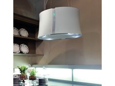 ion is the new range hood collection from Falmec, equipped with the bipolar controlled ionization to eliminate the odors and sanitize the air at home. Hoods, Home, Kitchen Time, Lamp, Vent Hood, Cooker Hoods, Kitchen, Kitchen Gadgets, Dull Knives