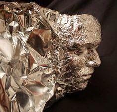 Fantastiske masker i staniol