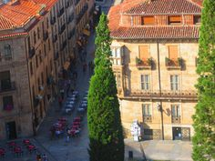 one of my absolute favorite places   Salamanca, Spain