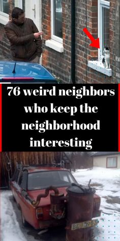At the very least these neighbors make sure the neighborhood isn't boring. Here are 75 neighbors who make the neighborhood more interesting: #awesome #amazing #facts #funny #humor #interesting #trending #viral #news #entertainment #memes #facts Animals And Pets, Cute Animals, Girl Photography Poses, Inspiring Things, Amazing Facts, Amazing Things, Nature Wallpaper, Natural Wonders, Amazing Nature