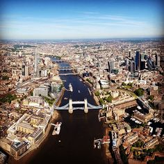 #london #city in the #sun #river #scene