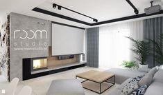 Salon styl Nowoczesny - zdjęcie od ROOM STUDIO - Salon - Styl Nowoczesny - ROOM STUDIO