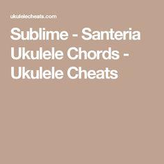 John Legend - All of Me Ukulele Chords - Ukulele Cheats For You Song, Ukulele Chords, John Legend, Gorillaz, Dares, Cheating, Rihanna, Told You So, Songs