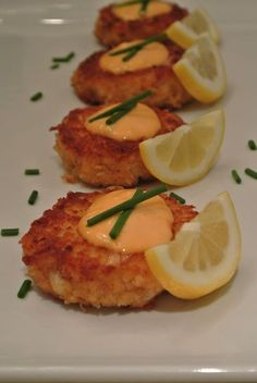 This is the best crab cake recipe I've ever used!