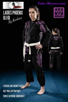 www.cube-xtreme.com   Ladies Black Phoenix BBJ Gi from TATAMI just arrived! Check out this new MEERKATSU Gi for BJJ Girls! Kicks Buttss just with wearing it!  http://www.cube-xtreme.com/women-bjj-gi New supply of BBJ Gis from TATAMI just arrived! Check out this new MEERKATSU Gi for BJJ Girls! Kicks Buttss just with wearing it! ;)   http://www.cube-xtreme.com/women-bjj-gi