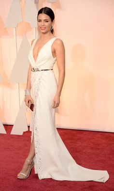 All the red carpet looks from the 2015 Oscars: Jenna Dewan-Tatum in Zuhair Murad Couture. Photo: Getty
