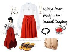 Cosplay Every Day: kikyo - casual - inuyasha