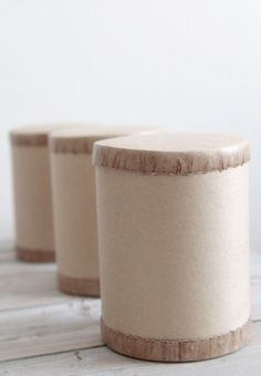 Kraft paper tube packaging box.... shorter version for rolled belts, collars, leashes? - packaging idea